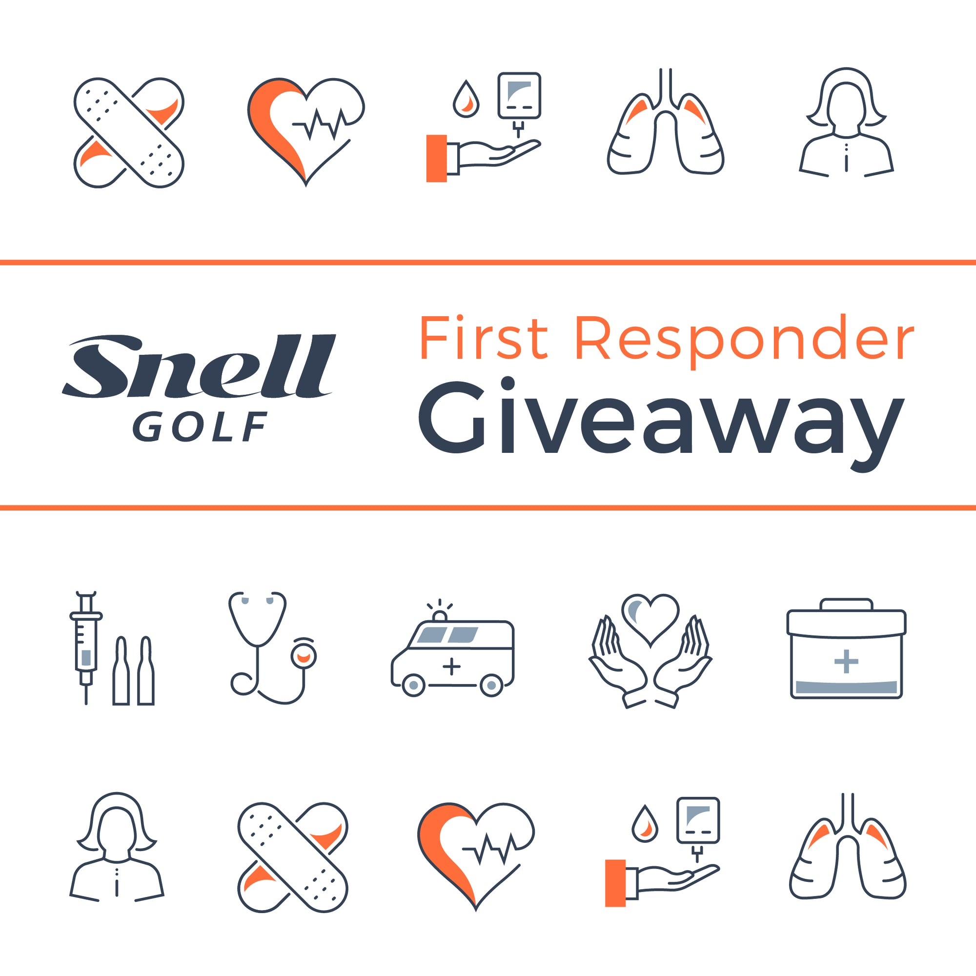 First Responders Giveaway!