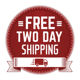 Free 2 Day Shipping on orders of 4 dozen or less