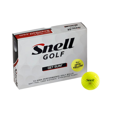 Optic Yellow - Get Sum Value Pack (5 dozen)