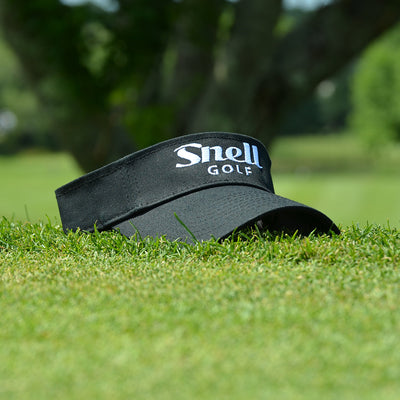 "Snell Golf ""Low Profile"" Visors"