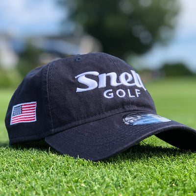 USA Adjustable Snell Golf Hat