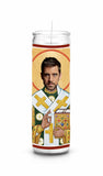 Aaron Rodgers Green Bay Packers Saint Celebrity Prayer Candle