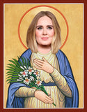 Adele Funny Saint Celebrity Prayer Candle Gift