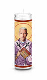Anderson Cooper Saint Celebrity Prayer Candle