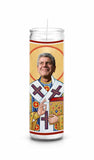 Anthony Bourdain Saint Celebrity Prayer Candle