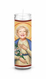 Betty White Saint Celebrity Prayer Candle