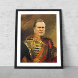 bill belichick New England Patriots Funny Celebrity Poster print novelty gift