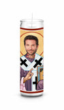 Bradley Cooper Saint Celebrity Prayer Candle