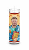 Chris Pratt celebrity prayer saint candle