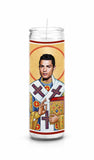 Cristiano Ronaldo Real Madrid Saint Celebrity Prayer Candle