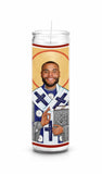 Dak Prescott Dallas Cowboys celebrity prayer candle