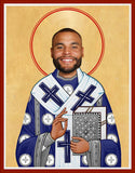 funny Dak Prescott Dallas Cowboys celebrity prayer candle novelty gift