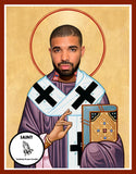 Drake Celebrity Prayer Candle