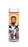 Drake Saint Celebrity Prayer Candle