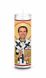 Drew Brees New Orleans Saints Celebrity Prayer Candle