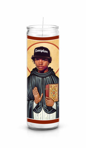 Eazy E Saint Celebrity Prayer Candle