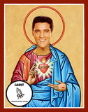 Elvis Presley Saint Celebrity Prayer Candles