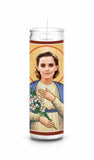 Emma Watson celebrity prayer candle novelty gift
