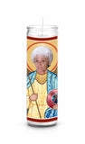 Estelle Getty Sophia Petrillo Golden Girls Celebrity-Prayer Candle