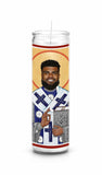 Ezekiel Elliott Dallas Cowboys Saint Celebrity Prayer Candle