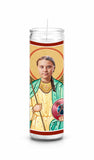 Greta Thunberg Saint Celebrity Prayer Candle
