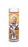 Guy Fieri celebrity prayer candle
