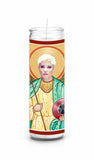 Halsey Saint Celebrity Prayer Candle