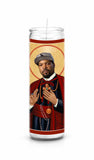 Ice Cube Saint Celebrity Prayer Candle