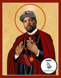 Ice Cube Saint Celebrity Prayer Candles