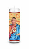 John Cena WWE Saint Celebrity Prayer Candle Gift