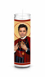 John Stamos Celebrity Prayer Candle