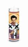 Johnny Depp Saint Celebrity Prayer Candle