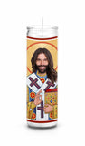 Jonathan Van Ness Queer Eye Show Saint Celebrity Prayer Candle Gift
