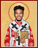 funny Kyler Murray AZ Cardinals saint celebrity prayer candle novelty gift