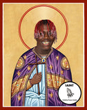 Lil Yachty Saint Celebrity Prayer Candles