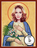 Madonna Saint Celebrity Prayer Candles