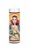 Madonna Saint Celebrity Prayer Candle