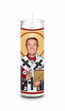 Matt Ryan Atlanta Falcons Saint Celebrity Prayer Candle