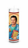 Matthew McConaughey celebrity prayer candle