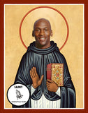 Michael Jordan Saint Celebrity Prayer Candles