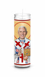 Mike Pence Saint Vice President VP Celebrity Prayer Candle