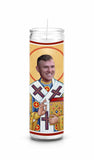 Mike Trout Los Angeles LA Angels celebrity prayer candle novelty gift