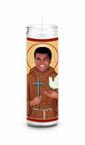Muhammad Ali Saint Celebrity Prayer Candle