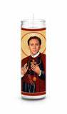 Nicolas Cage Saint Celebrity Prayer Candle
