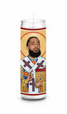 Nipsey Hussle RIP Saint Celebrity Prayer Candle