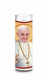 Pope Francis Celebrity Prayer Candle