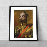 Snoop Dogg Funny Celebrity rap poster