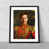 Tom Brady Tampa Bay Bucs Funny Celebrity Poster print novelty gift idea