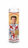 Tom Cruise Celebrity Prayer Candle