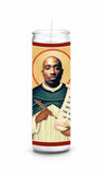 Tupac Shakur 2Pac Saint Celebrity Prayer Candle